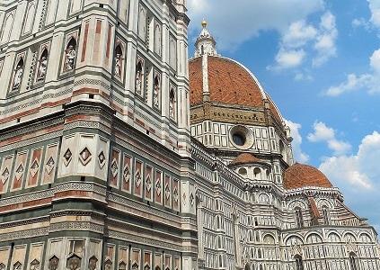Dante Alighieri Duomo in Florence